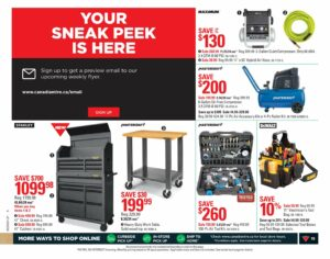 Canadian Tire Flyer (ON) July 30th to August 5th, 2021 - Page 17