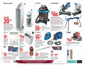 Canadian Tire Flyer (ON) July 30th to August 5th, 2021 - Page 21