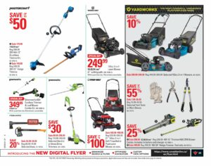 Canadian Tire Flyer (ON) July 30th to August 5th, 2021 - Page 23