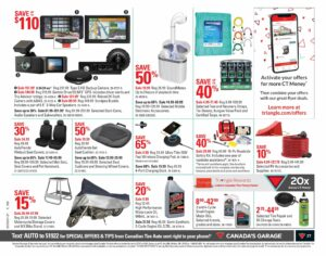 Canadian Tire Flyer (ON) July 30th to August 5th, 2021 - Page 25