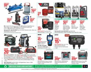 Canadian Tire Flyer (ON) July 30th to August 5th, 2021 - Page 27