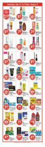 Shoppers Drug Mart (ON) July 31th to August 6th, 2021 - Page 2
