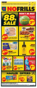 No Frills Flyer (ON) August 19 to August 25, 2021 - Page 1 of 12