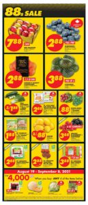No Frills Flyer (ON) August 19 to August 25, 2021 - Page 4 of 12
