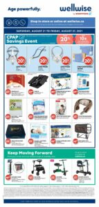 Shoppers Drug Mart Flyer August 20 to August 26, 2021 - Page 15 of Page 15 (ON)
