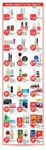 Shoppers Drug Mart Flyer August 20 to August 26, 2021 - Page 2 of Page 15 (ON)