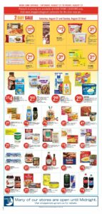 Shoppers Drug Mart Flyer August 20 to August 26, 2021 - Page 7 of Page 15 (ON)