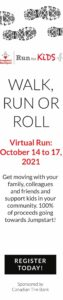 Canadian Tire Flyer October 8 to October 14, 2021 - Page 11 of 20 - Run for Kids, Walk, Run or Roll