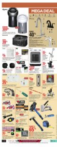 Canadian Tire Flyer October 8 to October 14, 2021 - Page 13 of 20 - Mega Deal
