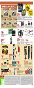 Canadian Tire Flyer October 8 to October 14, 2021 - Page 18 of 20 - Mega Deal