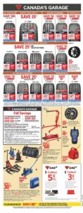 Canadian Tire Flyer October 8 to October 14, 2021 - Page 19 of 20 - Canada's Garage