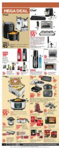 Canadian Tire Flyer October 8 to October 14, 2021 - Page 3 of 20 - Mega Deal T-fal Save Up to %45
