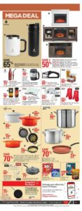 Canadian Tire Flyer October 8 to October 14, 2021 - Page 4 of 20 - Mega Deal