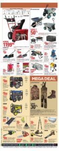 Canadian Tire Flyer October 8 to October 14, 2021 - Page 9 of 20 - Mega Deal