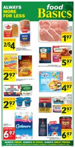 Food Basics Flyer October 14 to October 20, 2021 - Page 1 of 13 - Always More For Less