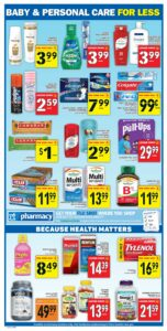 Food Basics Flyer October 14 to October 20, 2021 - Page 11 of 13 - Baby & Personal Care For Less