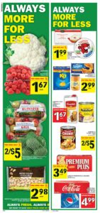 Food Basics Flyer October 14 to October 20, 2021 - Page 2 of 13 - Always More For Less