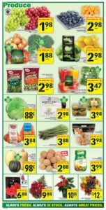 Food Basics Flyer October 14 to October 20, 2021 - Page 3 of 13 - Produce
