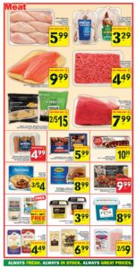 Food Basics Flyer October 14 to October 20, 2021 - Page 4 of 13 - Meat