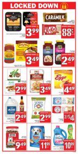 Food Basics Flyer October 14 to October 20, 2021 - Page 8 of 13 - prices locked down