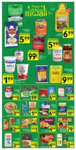 Food Basics Flyer October 14 to October 20, 2021 - Page 9 of 13 - Happy delicious diwali