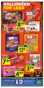 Food Basics Flyer October 7 to October 13, 2021 - Page 10 of 15 - Halloween For Less