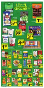 Food Basics Flyer October 7 to October 13, 2021 - Page 12 of 15 - Happy & Delicious Diwali
