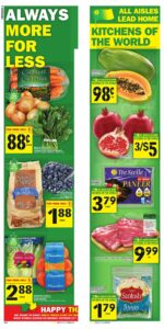 Food Basics Flyer October 7 to October 13, 2021 - Page 2 of 15 - All Aishles Lead Home - Kitchanes Of The World