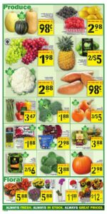 Food Basics Flyer October 7 to October 13, 2021 - Page 4 of 15 - Produce
