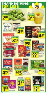 Food Basics Flyer October 7 to October 13, 2021 - Page 8 of 15 - Thanksgiving For Less