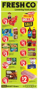 Food Basics Flyer October 14 to October 20, 2021 - Page 1 of 9 - Lowering food prices
