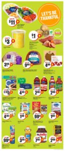 FreshCo Flyer October 7 to October 13, 2021 - Page 10 of 14 - Price Drop, Let's Be Thankful