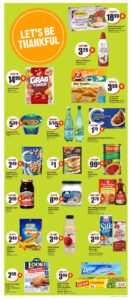 FreshCo Flyer October 7 to October 13, 2021 - Page 12 of 14 - Price Drop, Let's Be Thankful