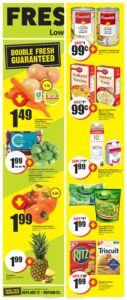 FreshCo Flyer October 7 to October 13, 2021 - Page 2 of 14 - Double Fresh Guaranteed