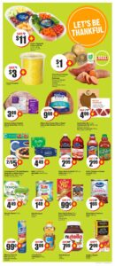 FreshCo Flyer October 7 to October 13, 2021 - Page 6 of 14 - Let's Be Thankful, Happy Thanksgiving