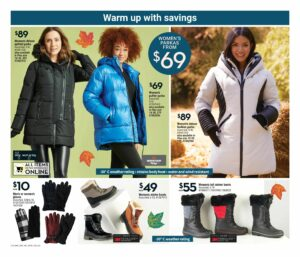 Giant Tiger Flyer October 6 to October 12, 2021 - Page 12 of 22 - parkas, gloves, boots