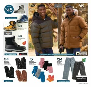 Giant Tiger Flyer October 6 to October 12, 2021 - Page 13 of 22 - parkas, gloves, boots
