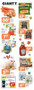 Giant Tiger Flyer October 6 to October 12, 2021 - Page 2 of 22 - Grocery