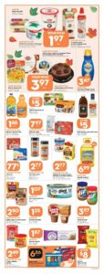 Giant Tiger Flyer October 6 to October 12, 2021 - Page 3 of 22 - Grocery
