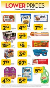 Giant Tiger Flyer October 6 to October 12, 2021 - Page 6 of 22 - Lower Prices