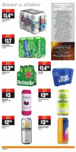 Loblaws Flyer October 7 to October 13, 2021 - Page 12 of 17 - Beer & Cider