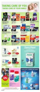 Loblaws Flyer October 7 to October 13, 2021 - Page 14 of 17 - Taking Care Of You
