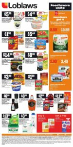 Loblaws Flyer October 7 to October 13, 2021 - Page 3 of 17 - Food Lovers Unite