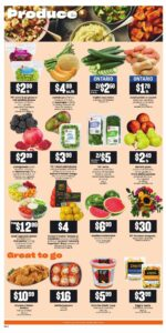 Loblaws Flyer October 7 to October 13, 2021 - Page 4 of 17 - Produce