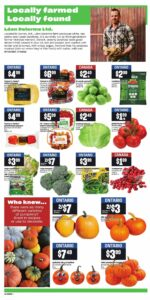 Loblaws Flyer October 7 to October 13, 2021 - Page 5 of 17 - Locally Farmed Locally Found