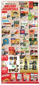 Metro Flyer October 7 to October 13, 2021 - Page 13 of 22 - Stock up on holiday essentials