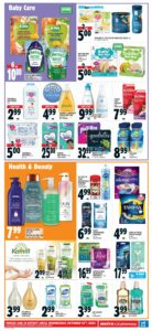 Metro Flyer October 7 to October 13, 2021 - Page 15 of 22 - Baby Care, Health & Beauty