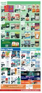 Metro Flyer October 7 to October 13, 2021 - Page 16 of 22 - Organic Grocery, Baby & Beauty, Househeld Helpers