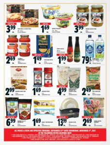 Metro Flyer October 7 to October 13, 2021 - Page 21 of 22 - Kosher