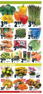 Metro Flyer October 7 to October 13, 2021 - Page 5 of 22 - Farm Fresh Produce, Flowers in bloom